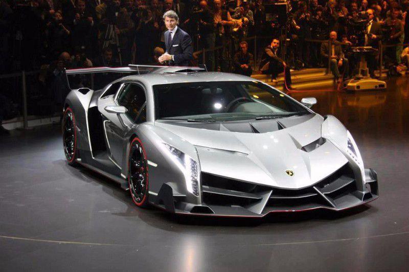 Salão de Genebra: nunca houve tantos carros de luxo