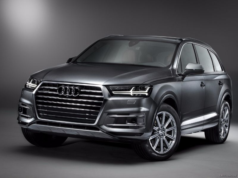 Novo Audi Q7 disponivel