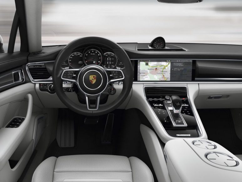 new Porsche Panamera 2017 rent
