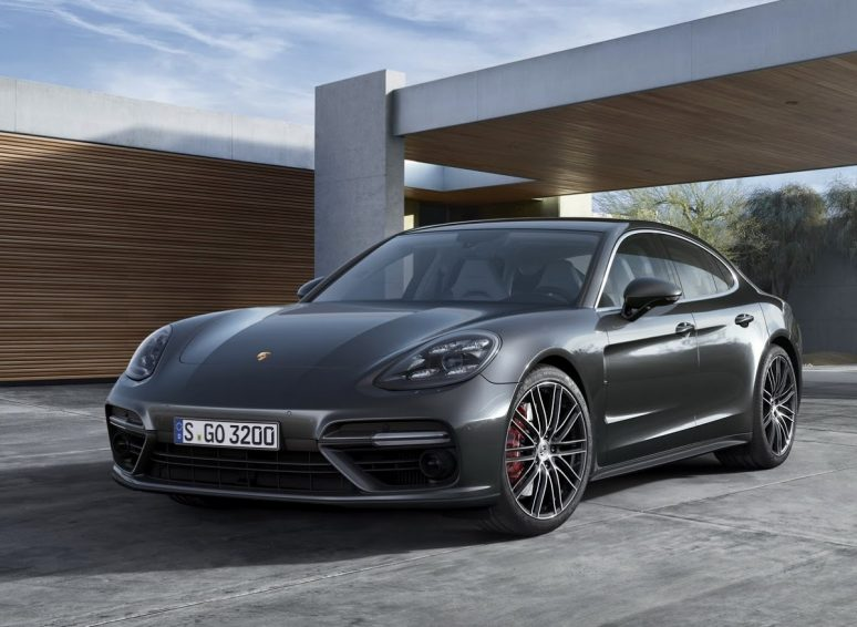 aluguer Novo Porsche Panamera 2017 portugal