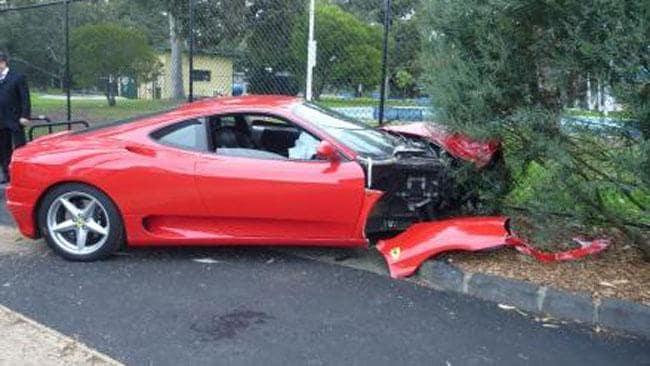Veiculo de Substituicão em caso de acidente