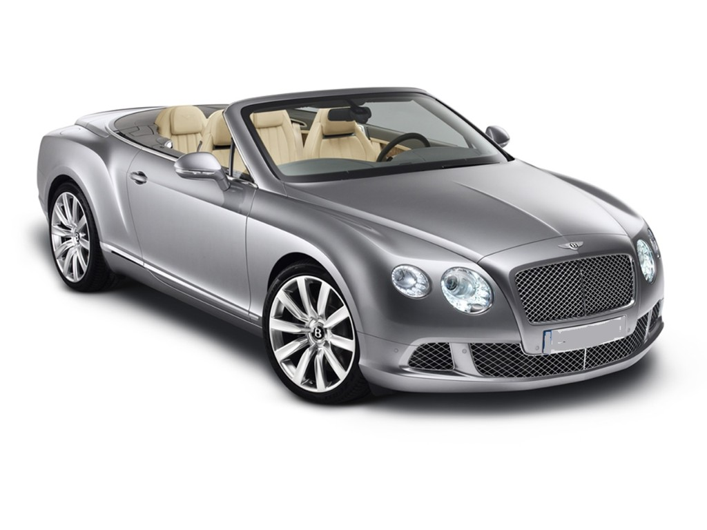 BENTLEY CONTINENTAL GTC - ALUGUER