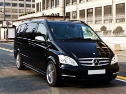 Aluguer MiniBus e Minivans com Motorista