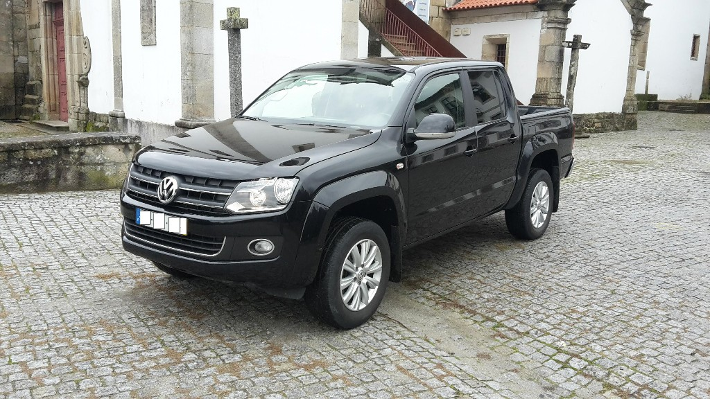 Aluguer Pick-up  4X4 porto