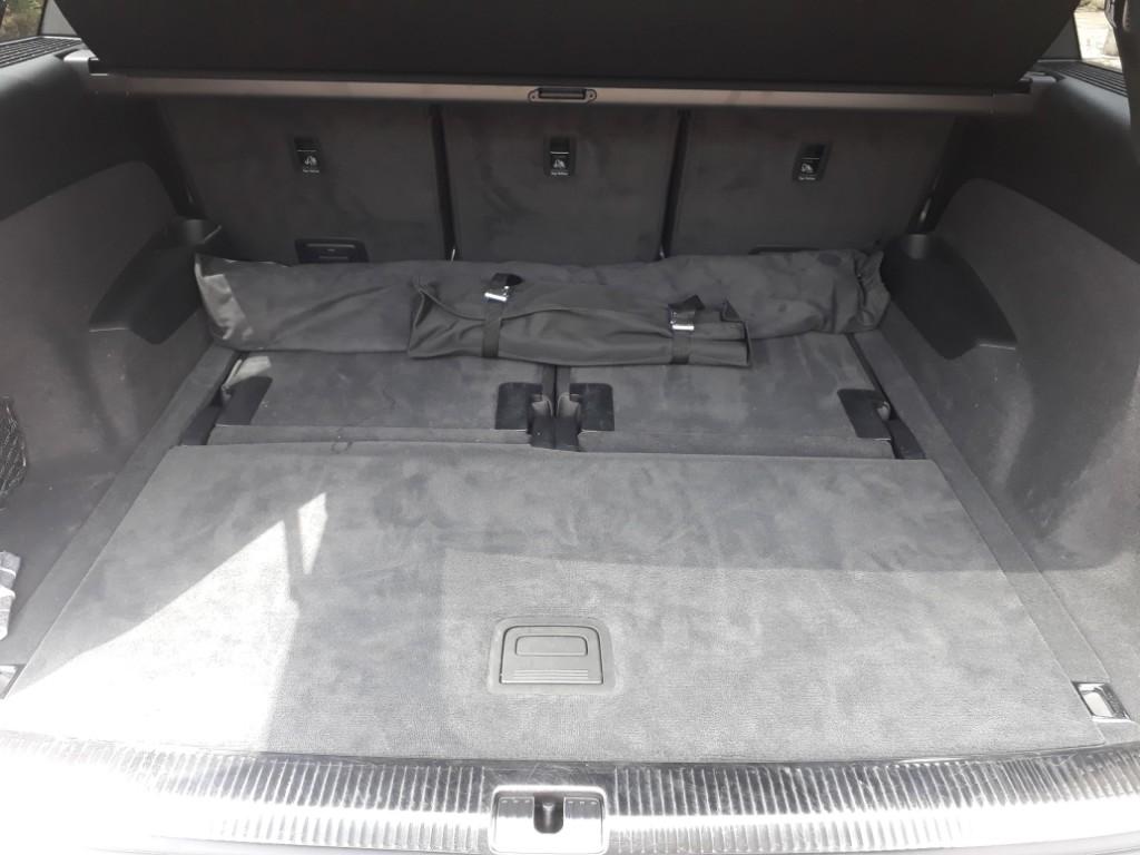 Aluguer Audi SQ7 - SUV