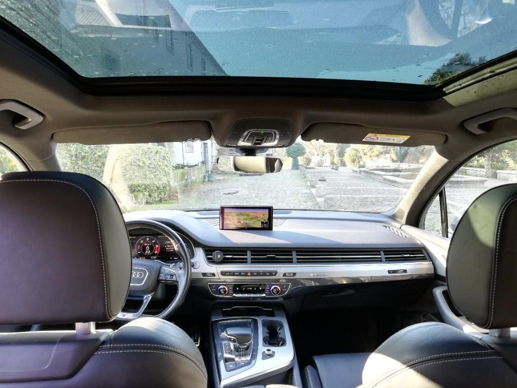 Aluguer Audi SQ7 V8 (435 CV) - SUV